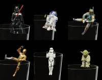 星際大戰也要爬上杯緣...,Star Wars 周邊再一發!