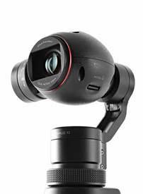 手持拍攝 4K 的神兵利器, dji OSMO 一體式手持雲台相機在台推出