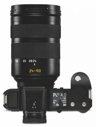 進階的 Leica T ,採用 35mm 全片幅的無反光鏡可換鏡頭的 Leica SL 正式發表