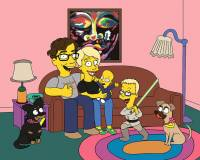 想當鄉民梗卡通:辛普森家庭 的主角嗎?這裡幫你實現!