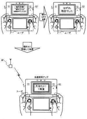任天堂取得了與遊戲相關的革命性專利,要讓宅男走出家門玩遊戲!