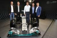 藉無線技術使賽車數據蒐集更快速,高通與 MERCEDES AMG PETRONAS 於 F1 練習賽分享數據