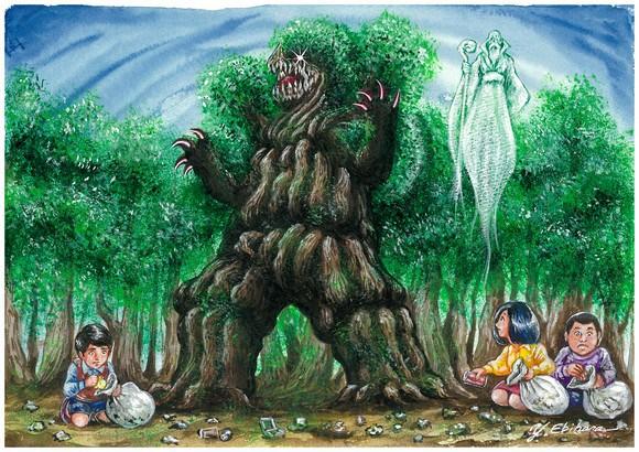 """日本香川縣加入 """"烏龍麵怪物"""" 吉祥物!日本 47 縣市都有代表的地區怪物"""