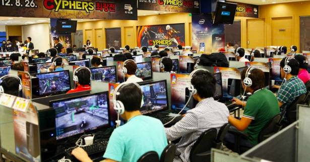 南韓的遊戲公司數縮減約30%,保護青少年的shotdown制影響遊戲市場