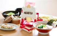 日本的玩具越來越專業了...在家也能吃到純手工的手作拉麵