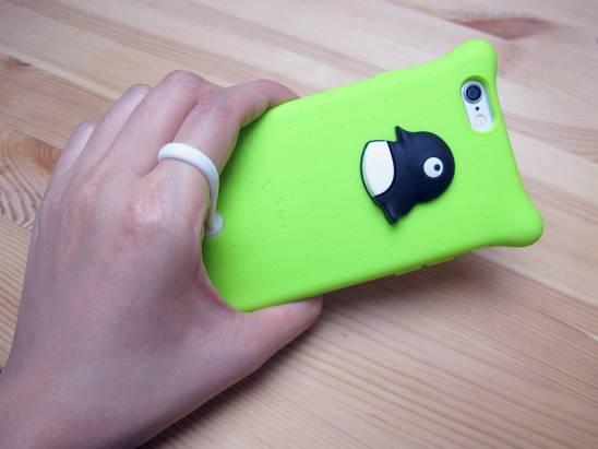完整保護高貴手機!Bone iPhone 泡泡手機保護套