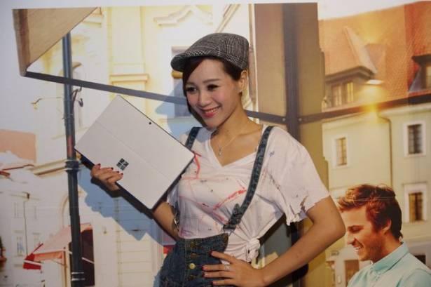 微軟 Surface Pro 4 在台各版本售價公布,十一月十九正式開賣