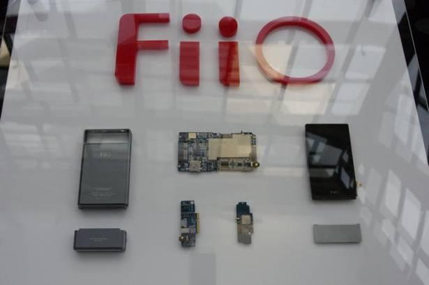 基於 Android 以及可替換耳擴模組設計, Fiio X7 音樂播放機將在台上市