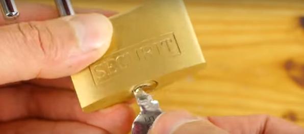 零元DIY鑰匙的方法