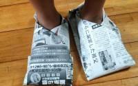 零元DIY拖鞋的方法