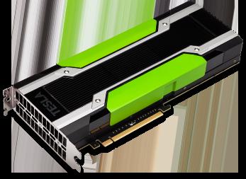 針對網路資料中心機器學習處理, NVIDIA 推出 Hyperscale 級加速器 Tesla M40 、 Tesla M4