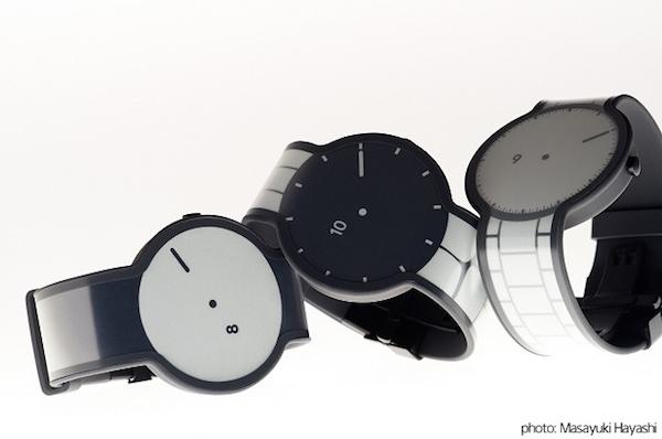 出自 Sony FirstFlight 的電子紙手錶 FES Watch 於日本開放特定實體通路販售了