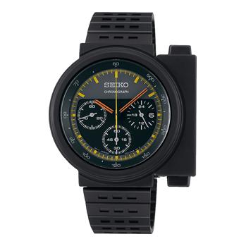 精工錶與知名義大利設計工作室 GIUGARO Design 合作推出共限量 6,000 隻造型錶