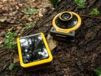 卡西歐不只只有妹子的自拍神器,還有給運動漢子的新一代創意分離相機 EX-FR100