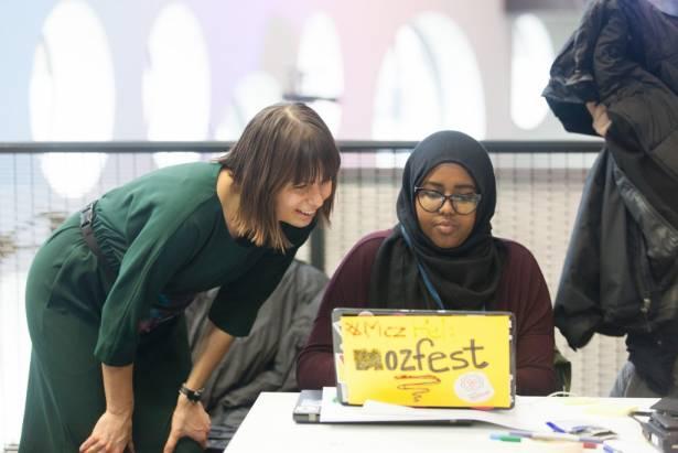 MozFest 2015:為 Open Web 團結社群並串連領袖