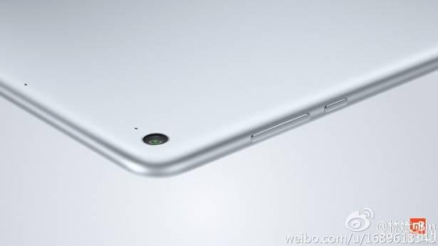 小米總裁林斌於個人微博透露新品照片,疑似小米平板二代