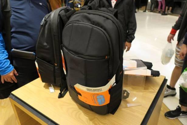 Targus 在台推出具防風、防塵、抗摔與通過軍規測試的 Grid 神盾系列電腦包