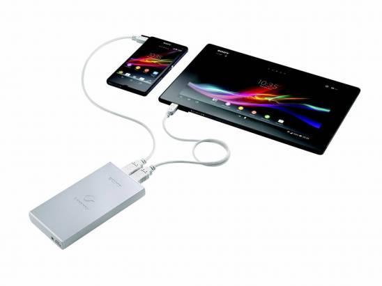 Sony 在台推出 10,000mAh 大容量行動電源,主打雙輸出與 260 克重