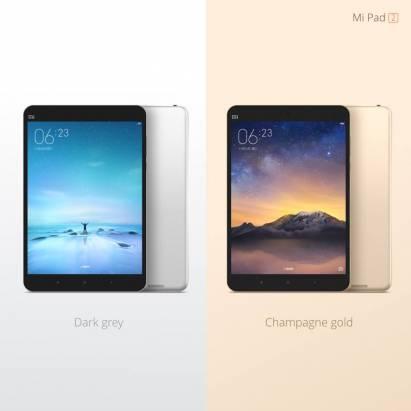 小米科技發表紅米 Note 3 以及搭載 Intel 平台的小米平板 2