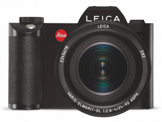 Leica 無反光鏡可換鏡頭相機 SL typ601 正式在台推出