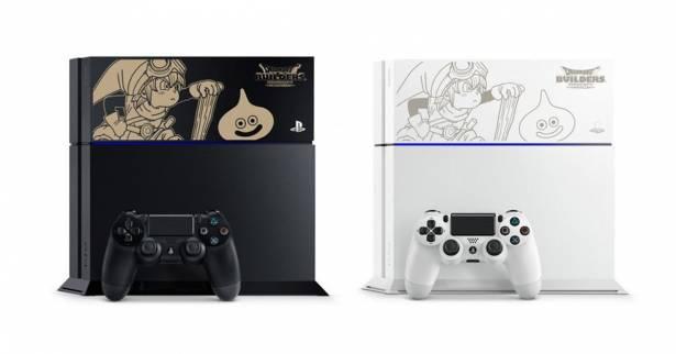 Sony將於1月28日推出「勇者鬥惡龍建造大師」限定版PS4主機