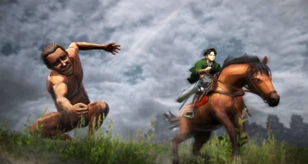 拿起搖桿擊殺來襲的巨人吧!PS4《進擊的巨人》遊戲內容情報更新