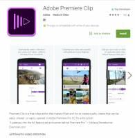 常用 Android 拍攝與剪輯影片的照過來, Adobe 推出 Android 版的 Premiere Clip 了