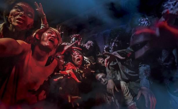 恐怖再次襲擊環球影城!《惡靈古堡 The Escape 2》將於2016登場