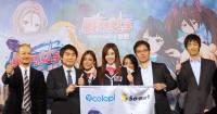 So-net與COLOPL共同營運 《戰鬥女子學園》繁體中文版雙平台正式上架