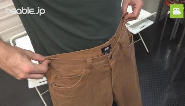 上班偷偷網購不方便量的腰圍的時候怎麼辦…