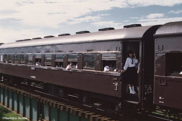 [面白日本] 鐵道攝影之神広田尚敬眼中的火車