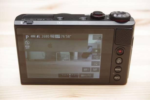 以輕巧高畫質隨拍為訴求的一吋元件相機, Canon G9 X 動手玩