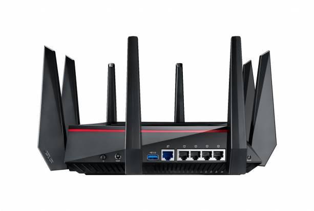 華碩的八爪章魚路由器 RT-AC5300 在台推出,具雙 4x4 天線與最快達 5334Mbps WiFi 速度