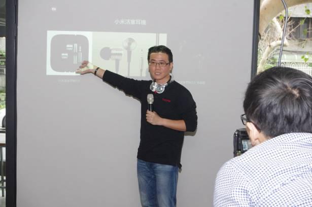 小米圈鐵耳機下周登台,加一聯創創辦人與粉絲分享設計理念