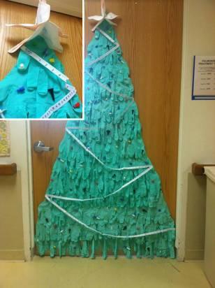 這就是醫護人員對於聖誕的浪漫