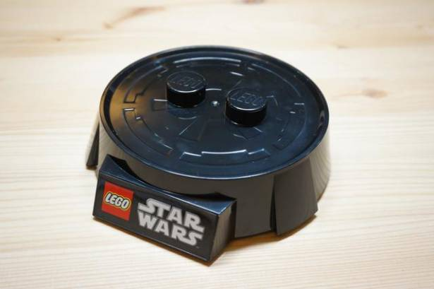 LEGO星際大戰黑武士LED情境桌燈