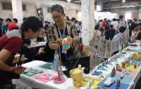 Maker Faire Taipei 2015:體現自造者精神的手工藝作品