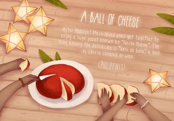 除了交換禮物之外,世界各地 20 個浪漫的聖誕節傳統