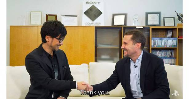 SCEI宣佈與小島秀夫Kojima Productions達成協議,將開發PS4獨佔遊戲