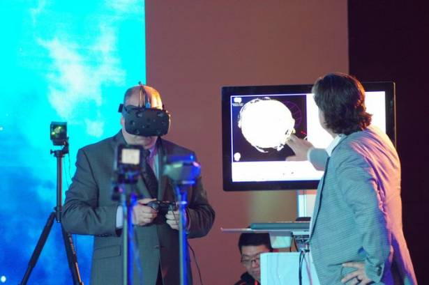 HTC Vive 開發峰會:宛若驚異大奇航般的 VR 應用,將 Vive 應用於腦神經外科的醫療改變