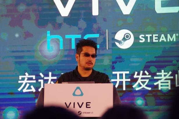 HTC Vive 開發峰會:從 Project Teeken 到 Summer Lesson ,鐵拳王牌製作人原田勝弘分享 VR 顯示器應用開發經驗
