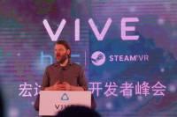 HTC Vive 開發峰會:Valve 遊戲設計大師 Chet Faliszek 分享 VR 內容開
