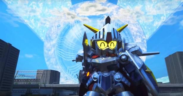 慶祝鋼彈遊戲30週年,Bandai Namco宣佈《鋼彈創壞者3》與《SD鋼彈G世代創世》將於2016發售