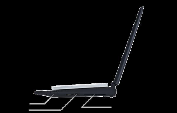 就算筆電很小,但能夠打字的鍵盤一點也不小