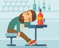 酒鬼和3C控的關連性用一個酒瓶就可以表達