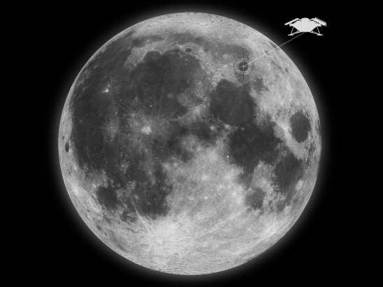 [面白日本] 現正劃位中!30 萬真的帶你上月球,唯一條件:2017 年以骨灰狀態登機...