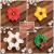用家裡現有的樂高製作聖誕樹上的小飾品