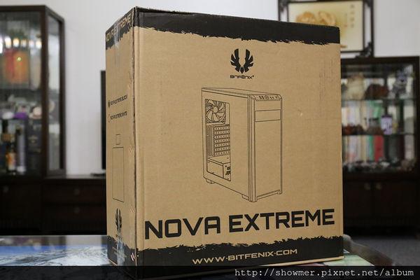 BitFenix NOVA Extreme 平價的高 CP 值機殼