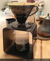 星巴克85折特賣 HARIO POUR OVER KIT ESD-02-EX 咖啡手沖套組 DRIP STAND CUBE DSC-1TB 咖啡手沖架