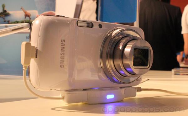Samsung 在香港發表 Galaxy S4 Zoom